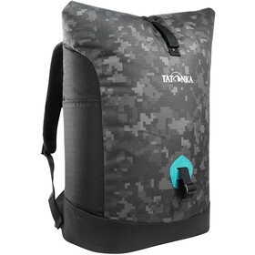 Tatonka Grip Rolltop Pack black digi camo